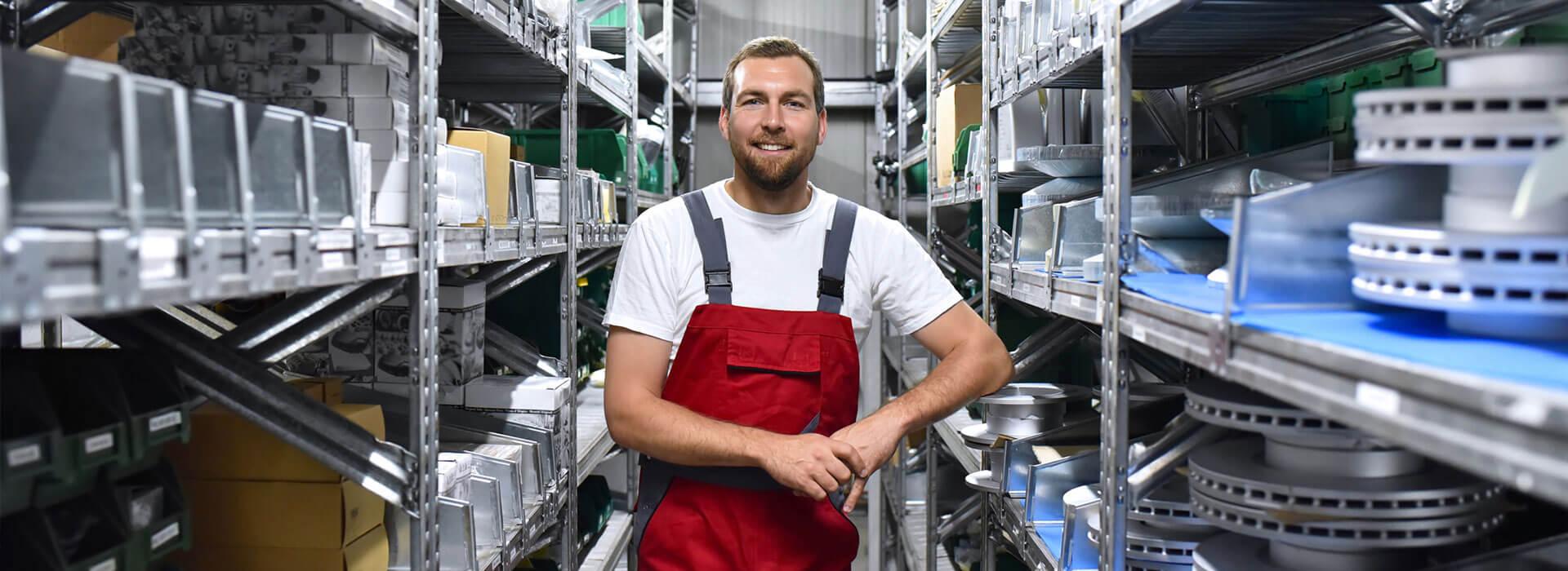 Lagerist Job Stellenangebot Radlmaier