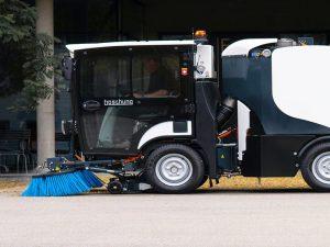 Eine neue Ära der E-Mobilität: Entdecken Sie den Urban-Sweeper S2.0