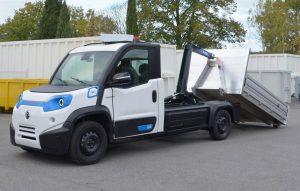 Der Transporter G6 von Goupil und Radlmaier.
