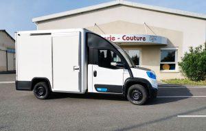 Das robuste Transportfahrzeug Goupil G6 von Radlmaier
